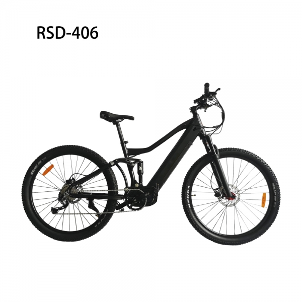 Mid Driving Mountain Ebike RSD-406