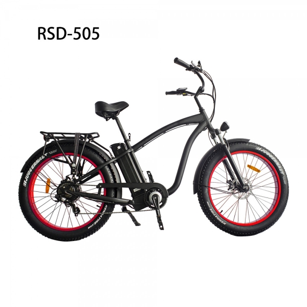 Fat Tire Ebike RSD-505