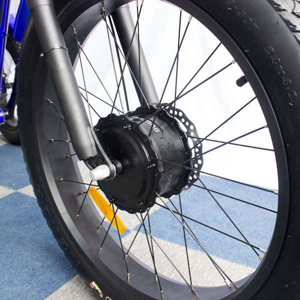 Electric Fat Tire Tricycle RSD-706