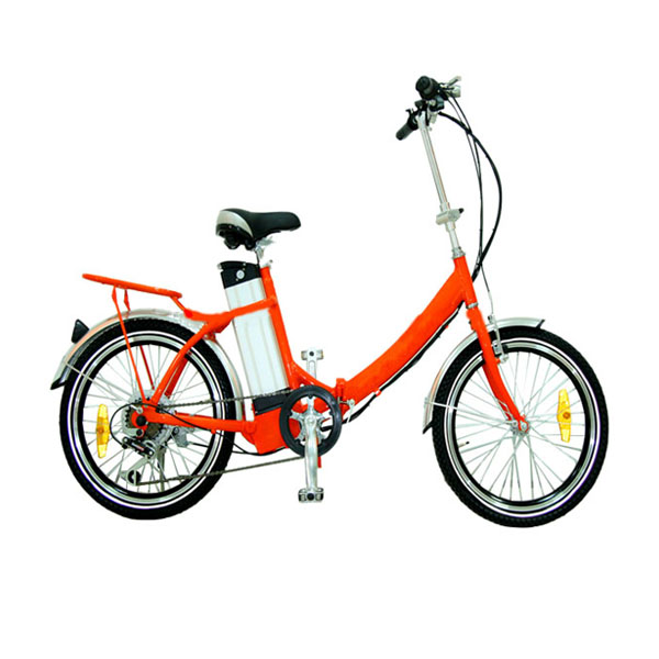 Folding Electric Bike RSD-636