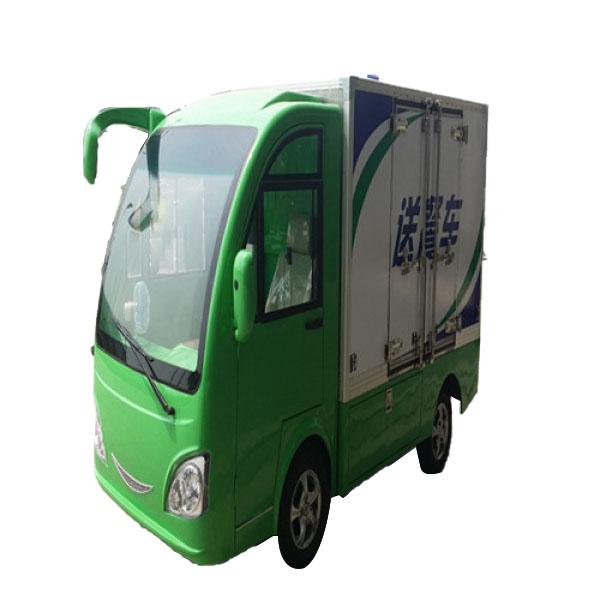 1000kgs Loading Capacity Electric Food Car