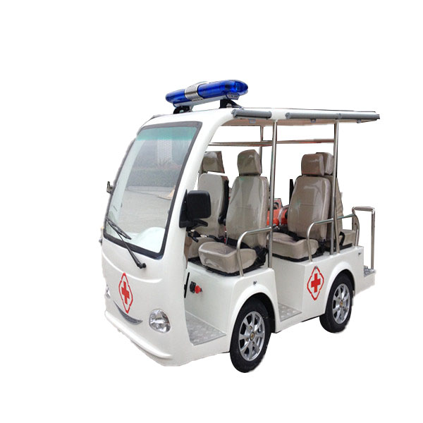 4 Seats Electric Ambulance