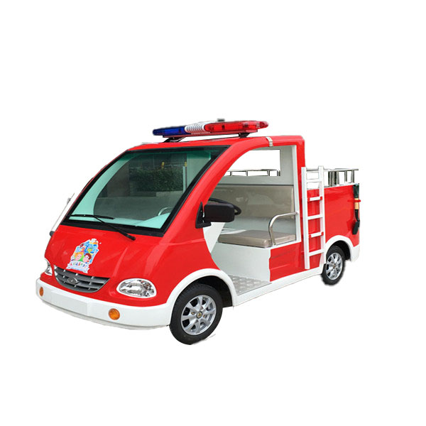 Electric Fire Truck For Kids Playing